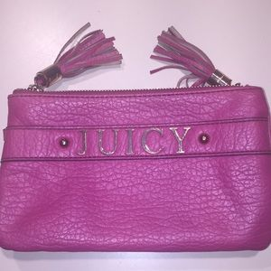 Pink Juicy Couture Wristlet